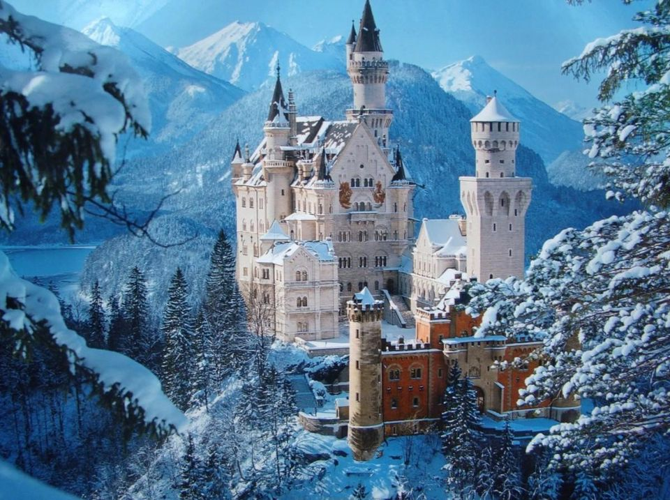 Top 5 Most Beautiful Places To Visit In The World