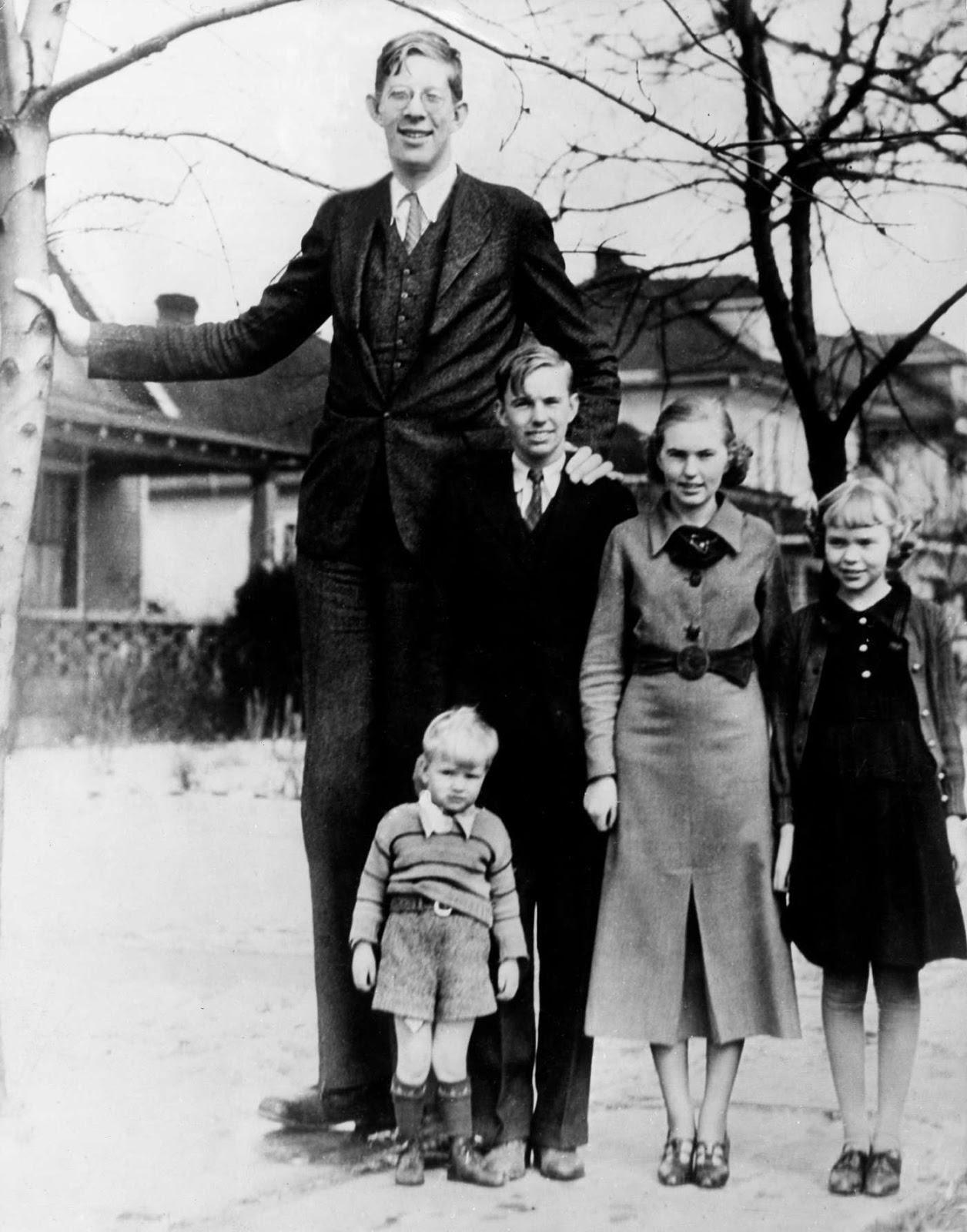 tallest man in the world
