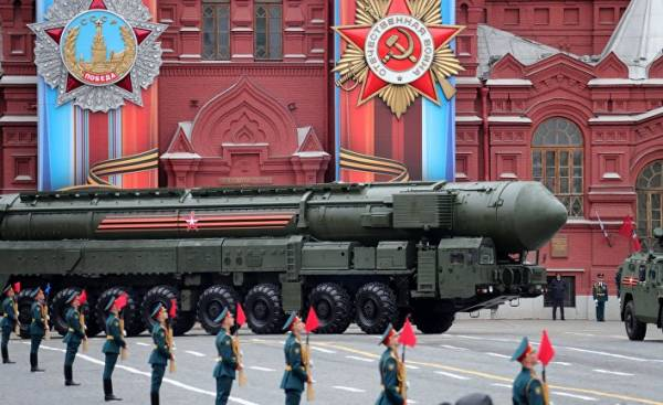 country with most nuclear weapons