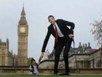 shortest men in the world