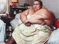 Heaviest man in earth