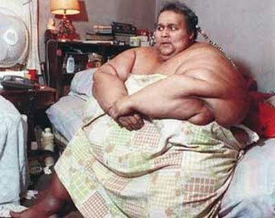 Heaviest man on earth