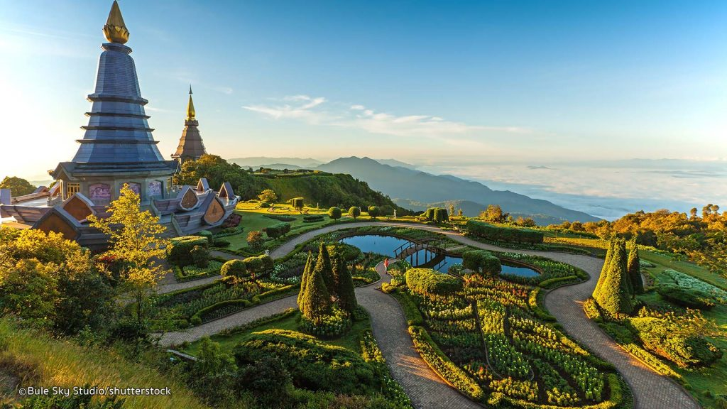 places to travel in thailand