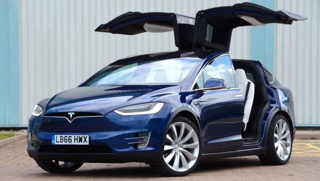 expensive electric cars of tesla